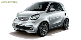 MCC SMART SMART FORTWO COUPE