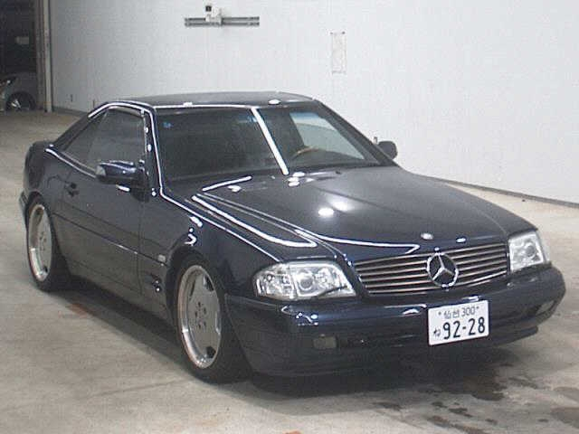 MERCEDES BENZ SL SERIES 1997 3200 фото 1