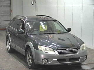 SUBARU OUTBACK 4WD 2.5I L.L. BEAN EDITION  с аукциона в Японии