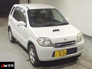 SUZUKI KEI 4WD B TURBO SPECIAL  с аукциона в Японии