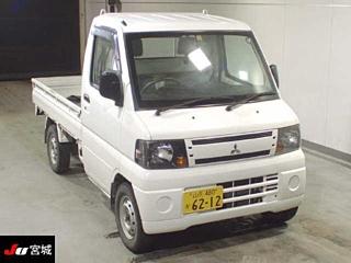 MITSUBISHI MINICAB 4WD V TYPE  с аукциона в Японии