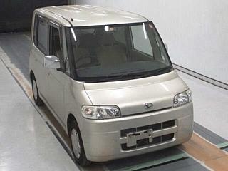 DAIHATSU TANTO L  с аукциона в Японии