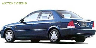 FORD JAPAN LASER LIDEA SEDAN
