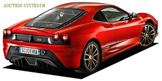 フェラーリの中古車 430スクーデリアの中古車