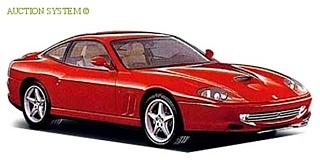 フェラーリの中古車 550の中古車