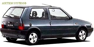 フィアットの中古車 ウーノの中古車