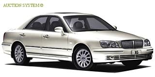 ヒュンダイの中古車 XGの中古車